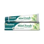 Dentífrico Menta Fresca 75ml de Himalaya Herbals