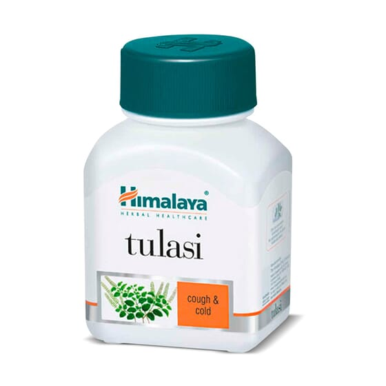 Holy Basil (Tulasi) 60 Caps da Himalaya Herbals