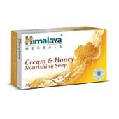 Sapone Nutriente Con Crema E Miele 75g di Himalaya Herbals