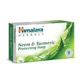 Sapone Protettivo Al Neem E Curcuma 75g di Himalaya Herbals