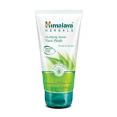 Gel De Limpeza Facial Purificante Com Neem 150 ml da Himalaya Herbals