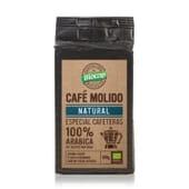 Café Moído Natural 100% Arábica Bio 500g da Biocop