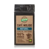 Café Molido Natural 100% Arabica Bio 500g de Biocop