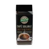 CAFÉ SOLUBLE INSTANTÁNEO 100g de Biocop.