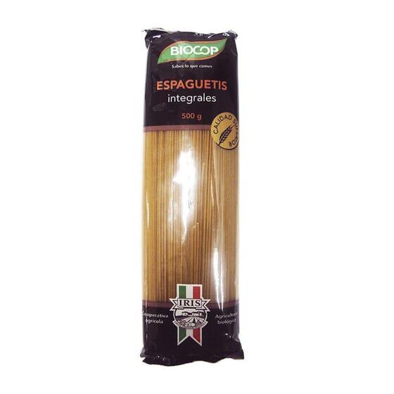Spaghetti Complets Iris 500 g - Biocop - Agriculture biologique
