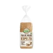 Pão De Forma Espelta Brando 400g da Biocop