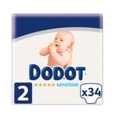 Dodot Sensitive T-2 34 Unds da Dodot