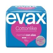 Evax Cottonlike Alas Normal 16 Uds de Evax