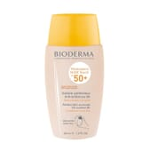 BIODERMA PHOTODERM NUDE TOUCH SPF50+ COLOR MUY CLARO 40ml