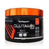 GLUTAMINA + ZINC 150 Tabs de InfiSport