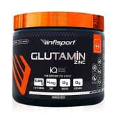 Glutamine + Zinc 300 g - Infisport - L-glutamine
