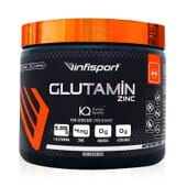Glutamina + Zinco 300g da Infisport