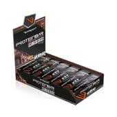 Barres Protein Bar Séquentielle 24 Barres 40 g - InfiSport