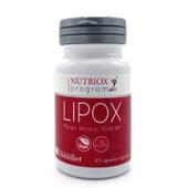 Nutriox Program Lipox 45 Caps da Ynsadiet
