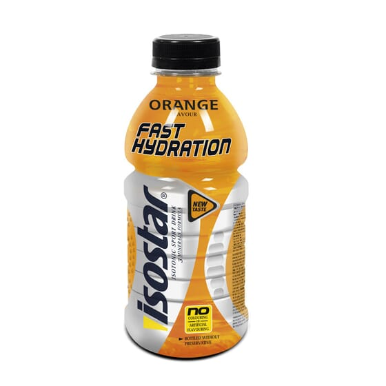 FAST HYDRATION 500 ml - ISOSTAR