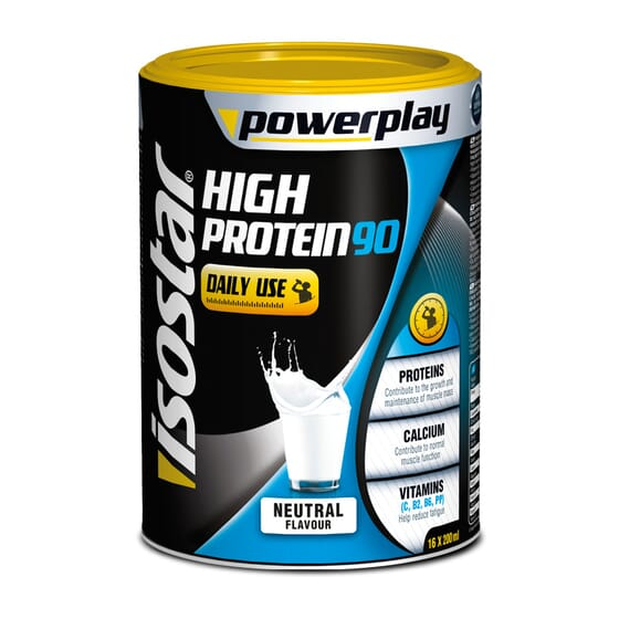 HIGH PROTEIN 90 - 400 g - ISOSTAR