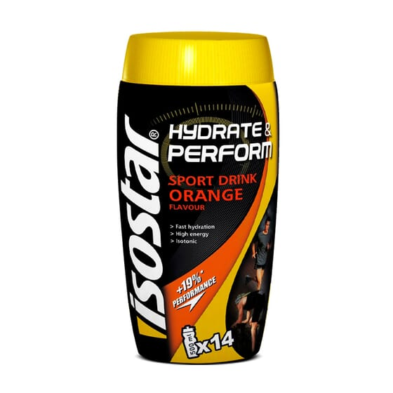 HYDRATE & PERFORM 560 g - ISOSTAR