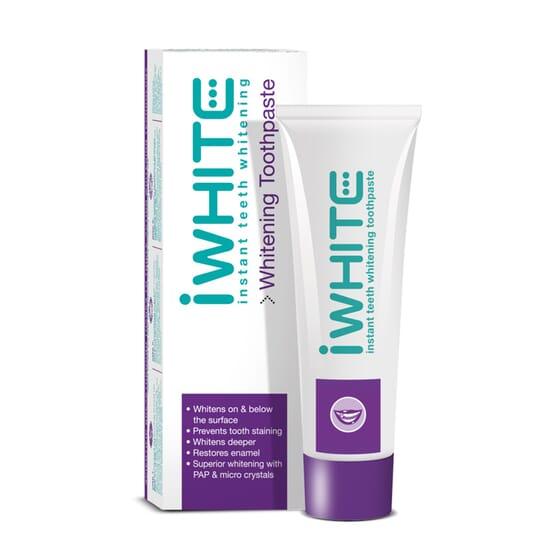 IWHITE DENTIFRICE BLANCHISSANT 75 ml - IWHITE