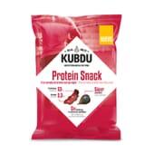 Kubdu Protein Snack Tiras de Vaca com Alho Preto  25g de Kubdu