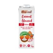 Bebida De Coco Y Almendra Nature Bio 1000 ml de Ecomil
