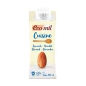Crema De Almendra Para Cocinar Bio 200 ml de Ecomil