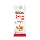 Creme De Caju Para Cozinhar Bio 200 ml da Ecomil