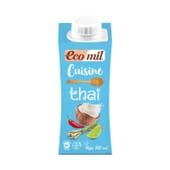 Thai Creme De Coco Com Toque Picante Para Cozinhar Bio 200 ml da Ecomil