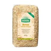 Arroz Integral Grão Redondo Bio 500g da Biogra
