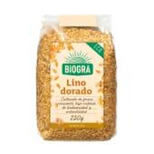 SEMILLAS DE LINO DORADO BIO 250g de Biográ