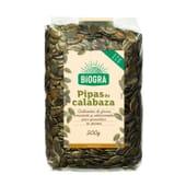 Pipas De Abóbora Bio 500g da Biogra