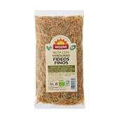 Pasta Con Verduras Fideos Finos Bio 250g de Biogra