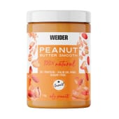 PEANUT BUTTER SMOOTH 1000g de Weider
