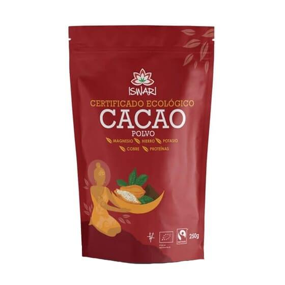 Cacao En Polvo 250g de Iswari