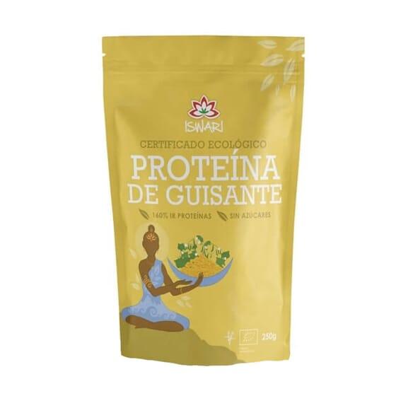 Proteína De Guisante Ecológico 250g de Iswari