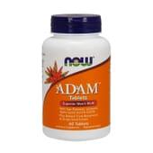 Adam 60 Tabs da Now Foods