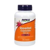 Inositol 500 mg 100 VCaps de Now Foods