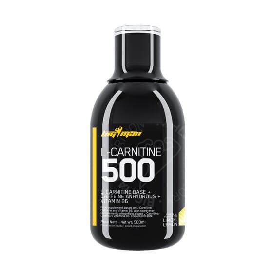 CARNITINA 500 500ml de Bigman