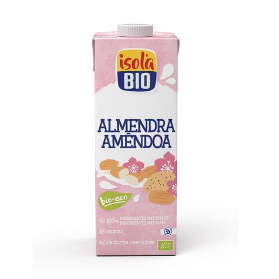 BEBIDA DE ALMENDRAS BIO 1000ml de Isola Bio