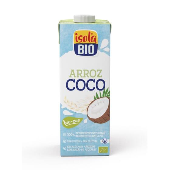 BOISSON RIZ ET NOIX DE COCO BIO 1000 ml
