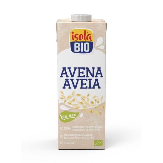 BEBIDA DE AVENA BIO 1000ml de Isola Bio