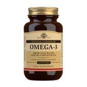 Omega 3 Doble Strength 30 Perlas de Solgar