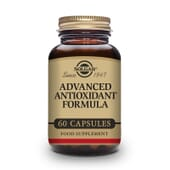 Fórmula Antioxidante Avançada 60 Caps da Solgar