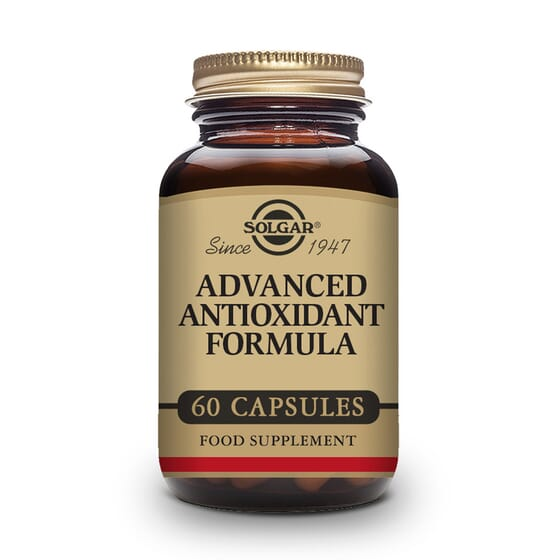 Fórmula Antioxidante Avanzada 60 VCaps de Solgar