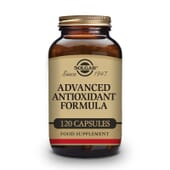Fórmula Antioxidante Avançada 120 Caps da Solgar