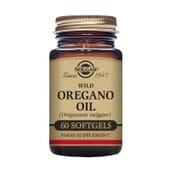 Wild Oregano Oil 60 Pérolas da Solgar