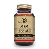 MSM 1000mg 60 Tabs da Solgar