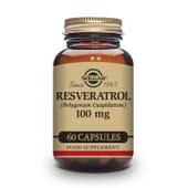 Resveratrol 100 mg 60 Caps de Solgar
