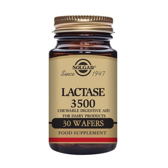 Lactasa 3500 30 Tabs da Solgar