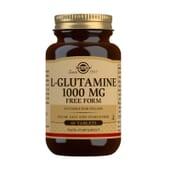 L-Glutamina 1000 mg 60 Tabs de Solgar