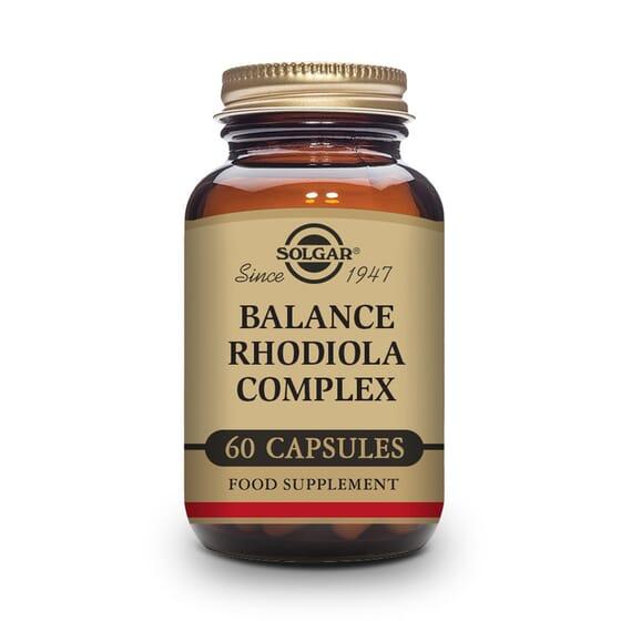 Balance Rodiola Complex 60 Caps de Solgar